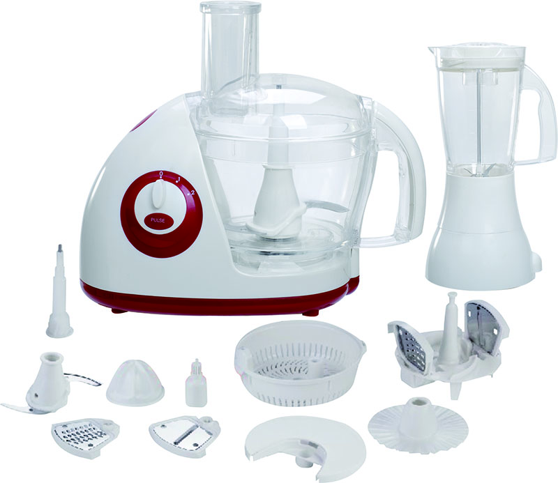 Plastic Bowl Blender Food Processor