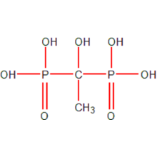 (1-Hydroxyethane-1 1-diyl) diphosphonic acid CAS NO.2809-21-4
