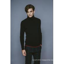 100%Cashmere Fall&Winter Turtleneck Jumper Men Knitwear