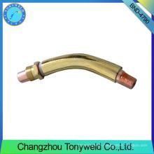 Bernard welding torch parts 400A swan neck 4790