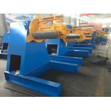 Dérouleur de bobines d'acier d'une capacité de 5 tonnes