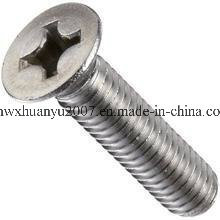 Made in China Price Phillips Countersunk Flat Head Screw