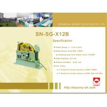 Governador de sobrevelocidade do elevador (SN-SG-X12B)