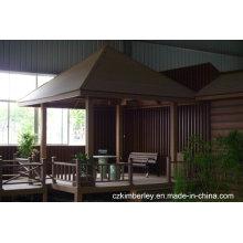 Environmental-Protecting Wooden Plastic Composite WPC Pavilion
