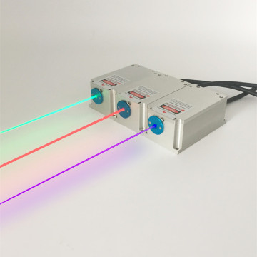 Laser infrarouge visible UV pour spectroscopie Raman