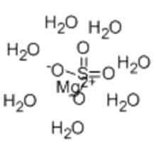 Sulfato de magnesio heptahidratado CAS 10034-99-8
