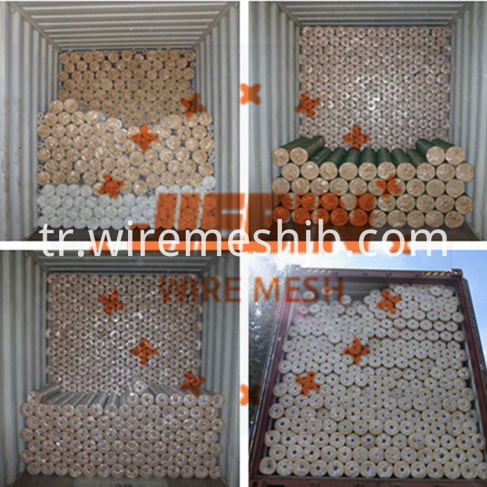 SS316 crimped wire mesh