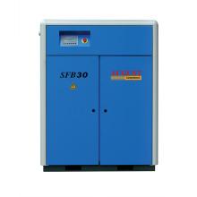 30 kW / 40 PS August Stationäre luftgekühlte Schraubenkompressoren
