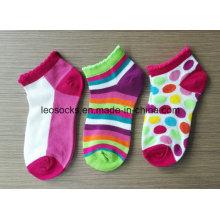 Детские носки с рисунком вязаные носки лодыжки хлопка