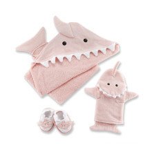 lovely baby beach towel hooded towel for toddler