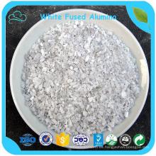 Alúmina fundida blanca para mezclas refractarias moldeables y apisonadoras