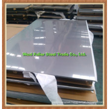 Brush Finish Stainless Steel Plate From 304 Coils
