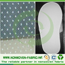 PVC DOT Coated Spunbonded Anti-Slip Non Woven