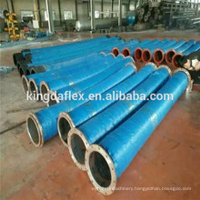 High Pressure Temperature 6 Inch Rubber Water Suction Hose Pipe 10bar
