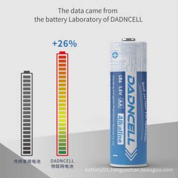 Safety 1.5V LR03 AA Alkaline Battery For Flash LongLasting Lights Razors Electric Toys