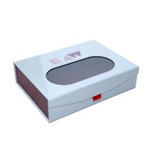 Luxusverpackte Kartonverpackung mit Magnetverschluss für kosmetische Gläser und Flaschen