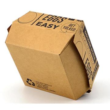 Custom Burger Boxes - Wholesale Burger papieren doos