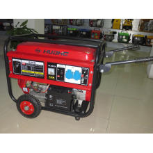 5kw Home Gasoline Generator with Wheels