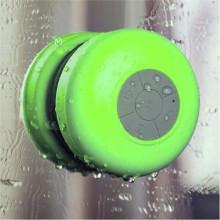 Wiederaufladbarer, wasserdichter, kabelloser Bluetooth-Dusche-Lautsprecher