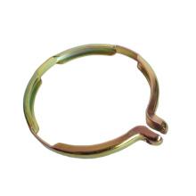 custom made inox galvanized steel pipe clamp heavy duty