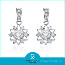 Klassische 925 Silber Thailand Tropfen Ohrring 2013 (SH-E0047)