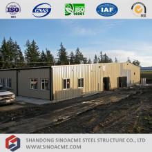 Prefabricated Light Metal Frame Barn