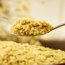التغذية الطبيعية الصحية جرثومة القمح الساخن بيع