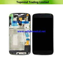 Pantalla LCD con pantalla táctil para LG Nexus 4 E960