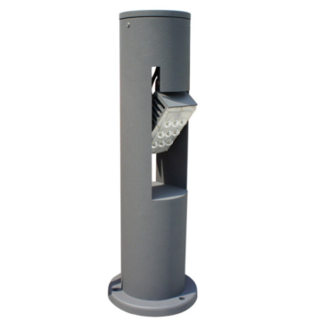 3W Exterior LED Bollard Light Fixtures