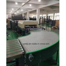 Ldgnb760 Ligne de production de fabrication de livres d'exercices de collage blanc
