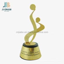 Top Vender Decoração Para Casa Latão Stamping Promoção Presente Personalizado Troféu