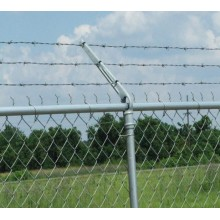 Hot Dipped Galavanized Wire Chain Link Fence