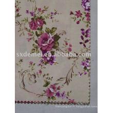 plus de 500 modèles de tissus fleuris
