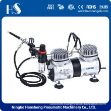 HSENG AS19-2K double cylinder air compressor