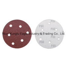 Velcro Sanding Discs with Holes