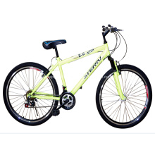 MTB Bicycle with Straight Top Frame Pipe