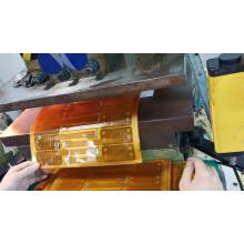 Produit personnalisé Clavier à membrane tactile OEM clavier personnalisé