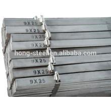 precio de las barras del ss en la barra plana del ángulo del acero inoxidable del calcetín precio más barato en Zhejiang