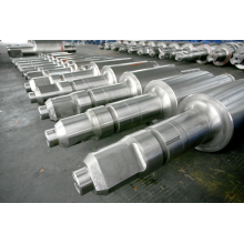 Enhanced Indefinite Chill Cast Iron Rolls