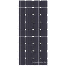 High Efficiency 100W Monocrystalline Soalr Panel with CE & TUV&ISO