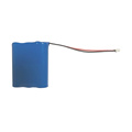 18650 11.1V 2600mAh Li-ion Battery Pack with PCM