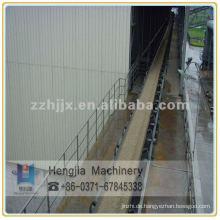 Zement-Förderanlagen, Förderband für Bergbau