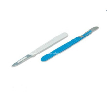 Стерильная Медицинская Хирургическая Лезвие С Пластиковой Ручкой