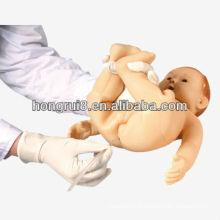 Modelo de treinamento infantil para enfermagem