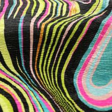Drucken Crepe Crumple Yoryu Stoff für Kleidungsstück