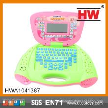 Высококачественные образовательные пластиковые ноутбуки для детей