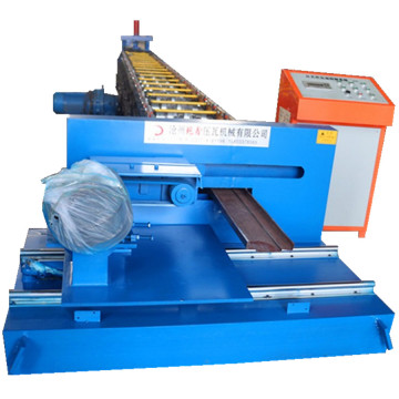 Keluli Galvanized Steel Door Frame Roll Forming Machine