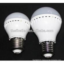 e27 e14 5w led plastic bulb light lamp