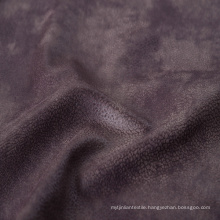 2016 Synthetic Leather Upholstery Fabric with Complex