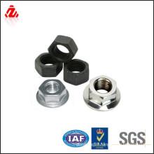 factory custom high quality hex socket head nut